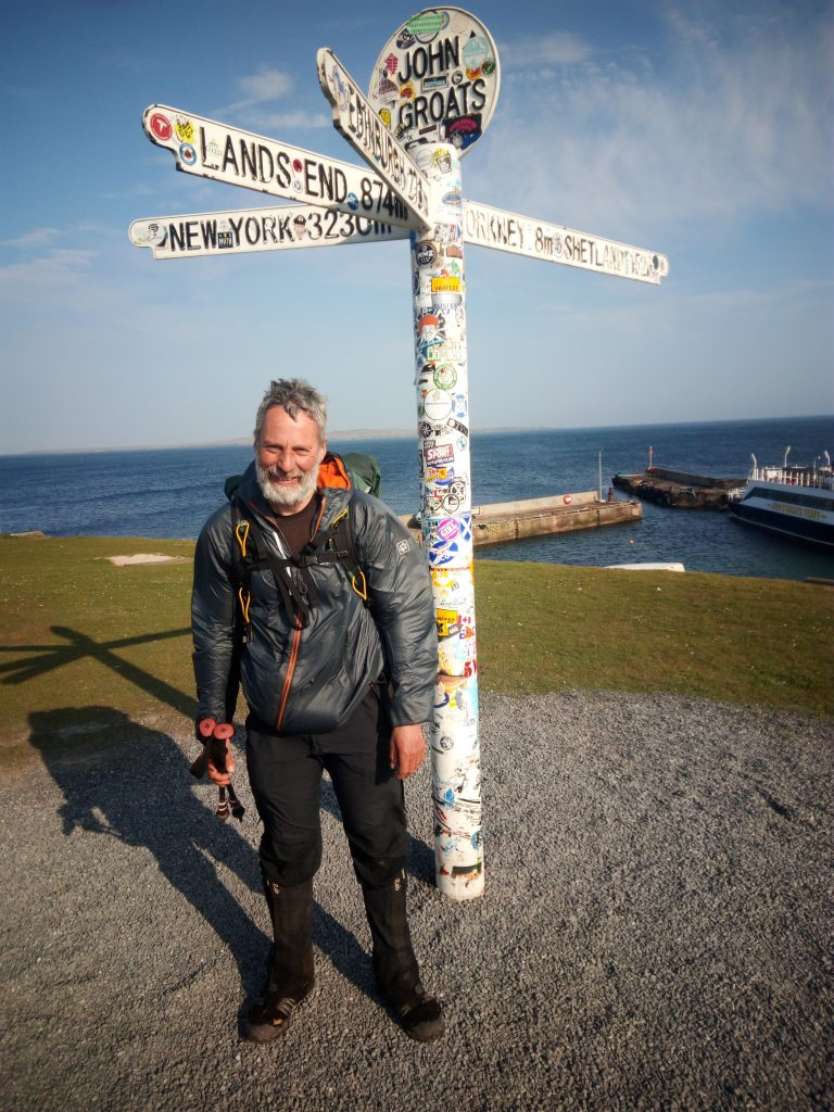 Land's End to John O'Groats challenge - can I wild camp ...